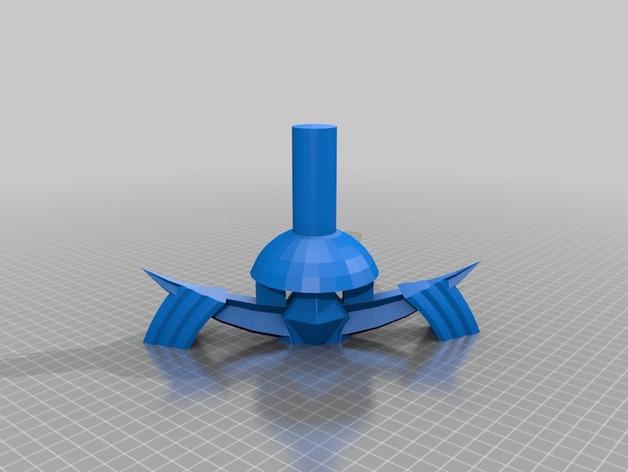 大师之剑 模型 3D打印模型渲染图