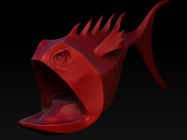 Fandy鱼 模型