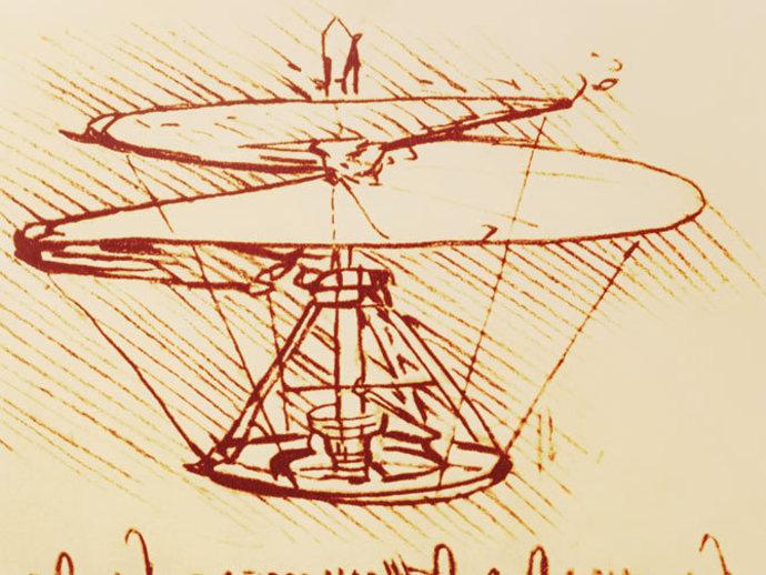 飞机螺旋桨