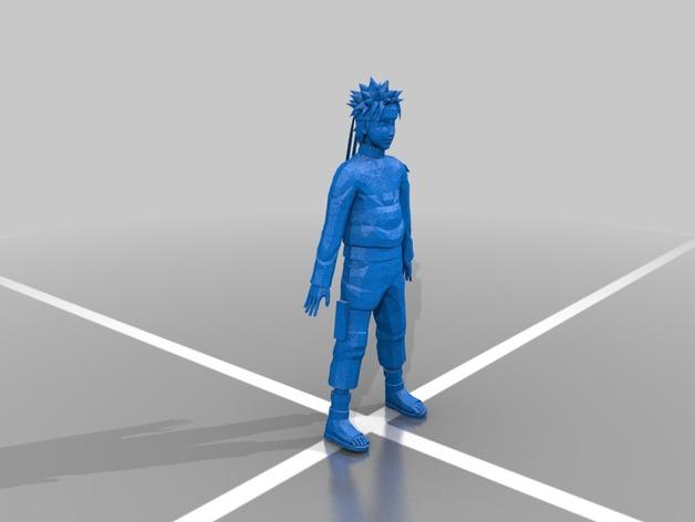 火影忍者 人物模型