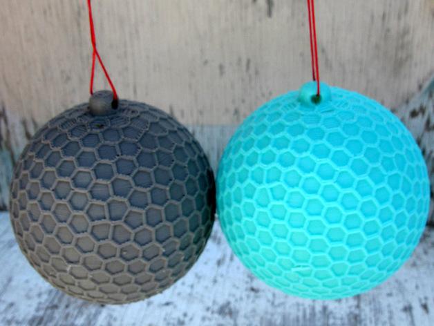 Thompson汤普森 小球 3D打印模型渲染图