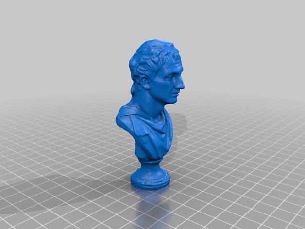 米南德雕塑