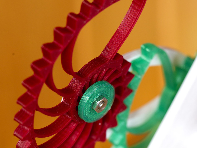 鹦鹉螺齿轮