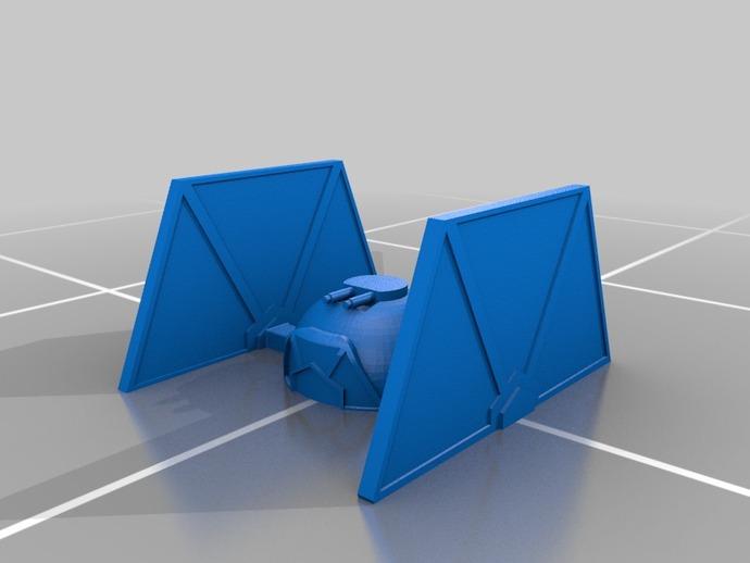 钛战机模型