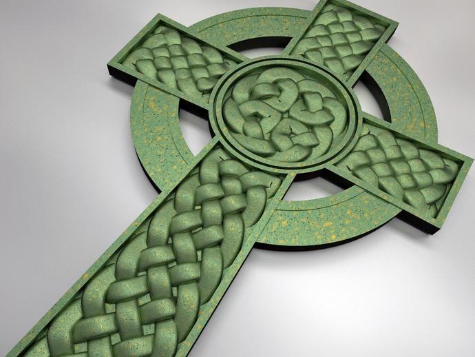 凯尔特十字架