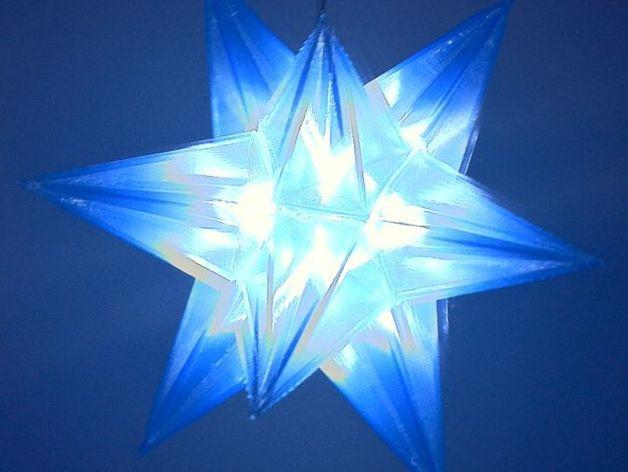 十二面体圣诞之星