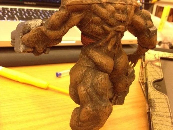 牛魔王雕塑