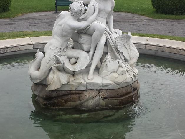 维也纳雕塑