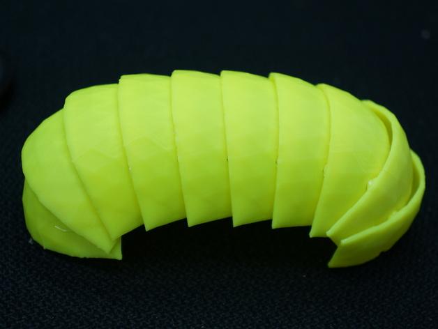 球潮虫模型