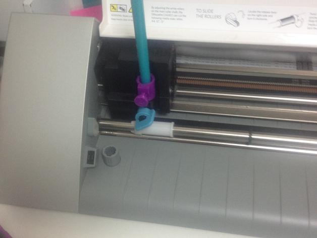 打印机笔架