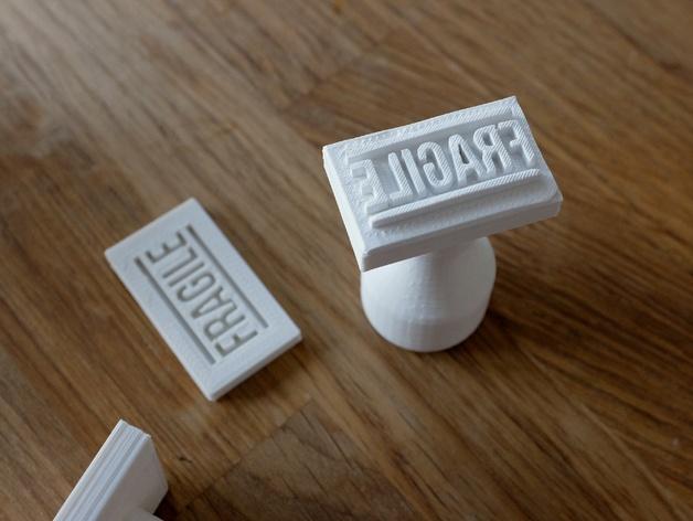 邮票制造组件