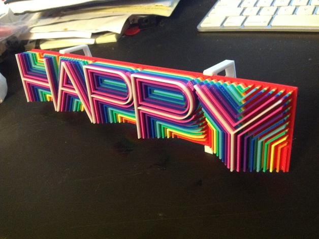 """热浪风——""""Happy"""""""