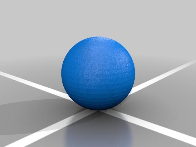 四面体和小球