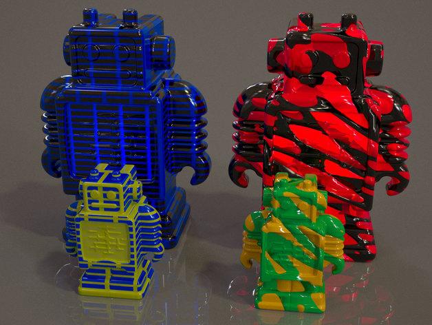 Ultimaker机器人模型