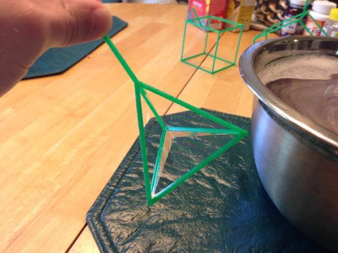 线性结构几何体