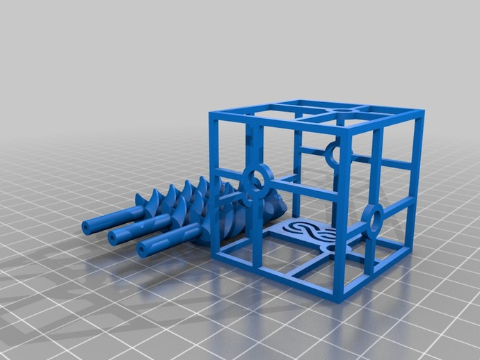 三螺旋模型