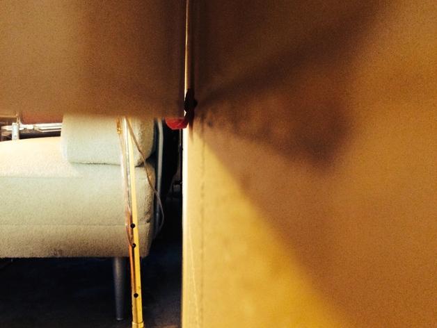 槽式壁画支架