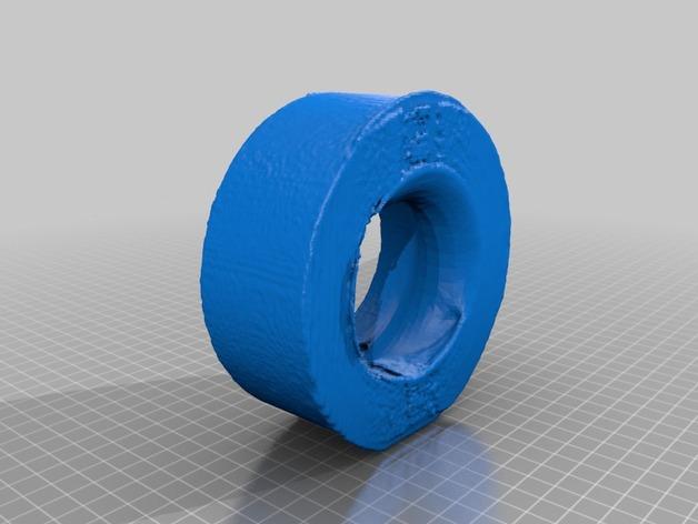 胶带圈 胶带模型