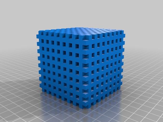 体素立方体