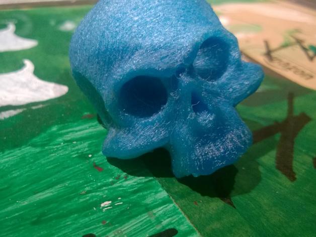 骷髅头 头骨