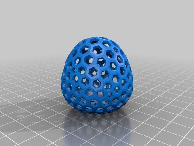 类球形 镂空多面体