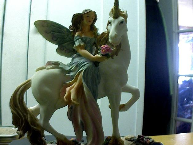 独角兽与天使