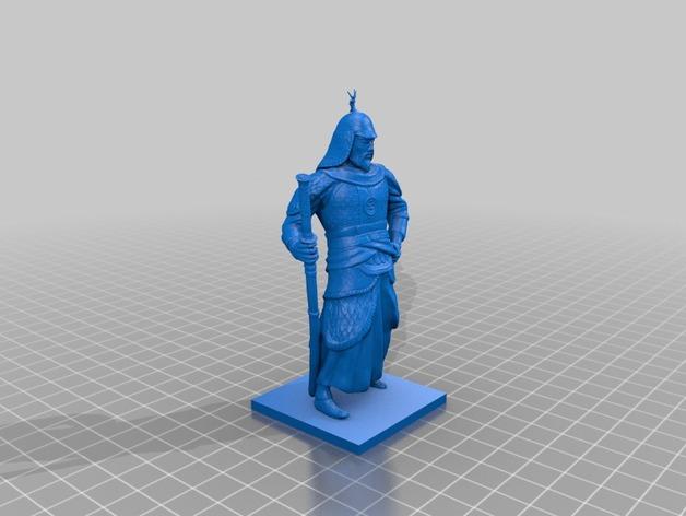 李舜臣  塑像