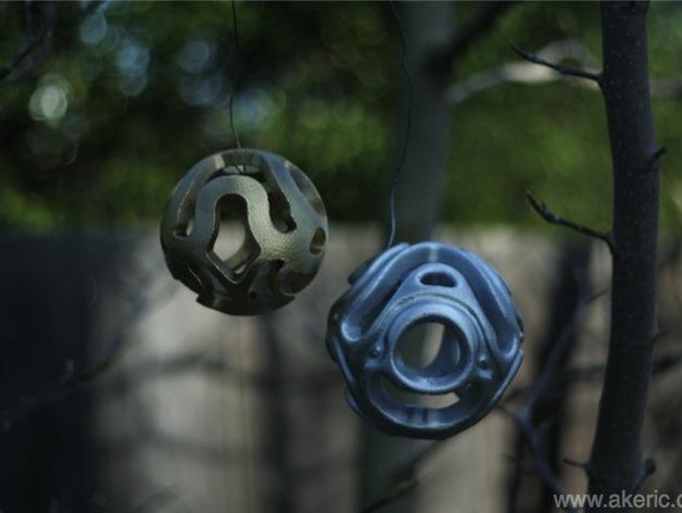 镂空小球 Orbus