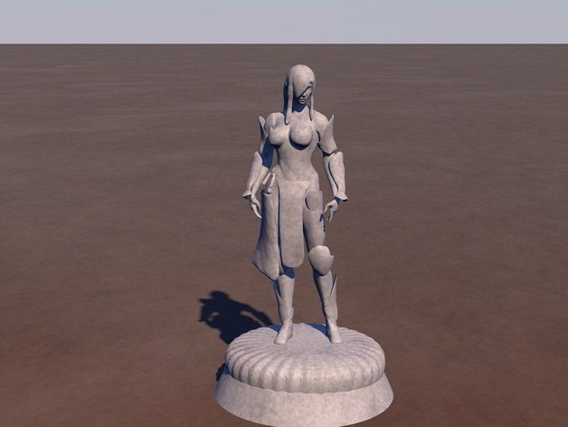 游戏《激战(GuildWars2)》人物 Jora