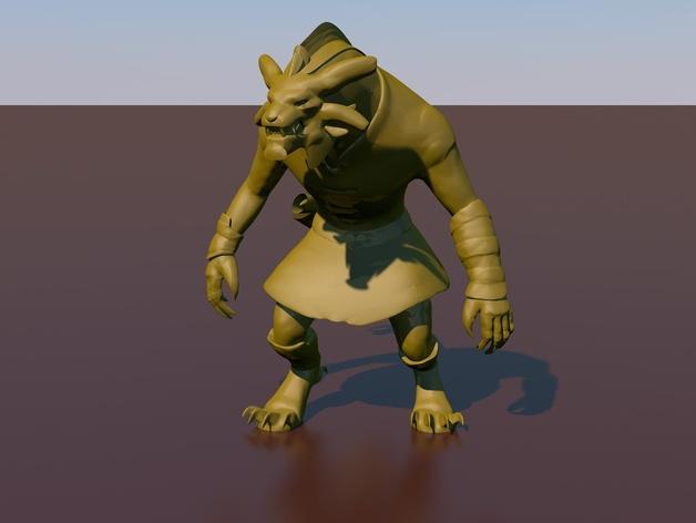 游戏《激战(GuildWars2)》人物 Bronko Grimmflamm