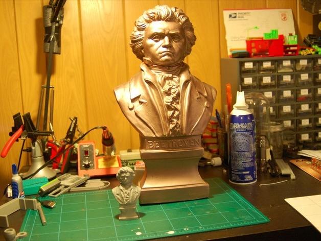 贝多芬 头像