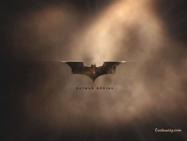 蝙蝠侠 标志