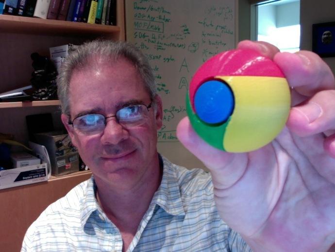 3D谷歌浏览器 3D打印模型渲染图