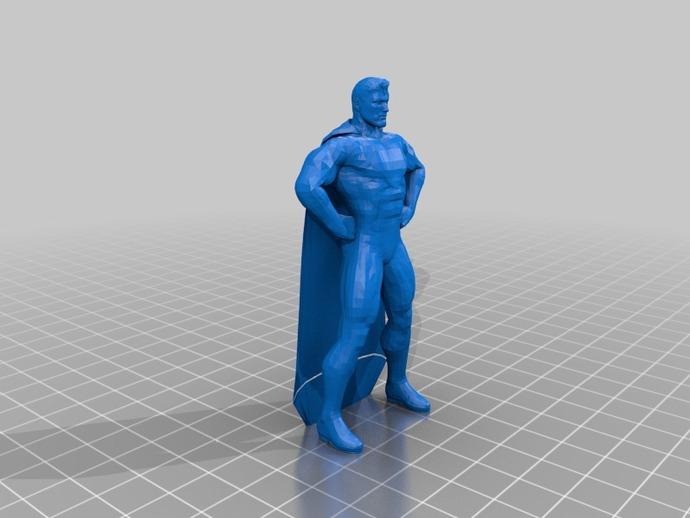 超人进行中