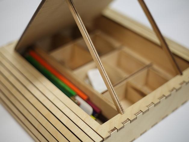 绘画用品收纳盒