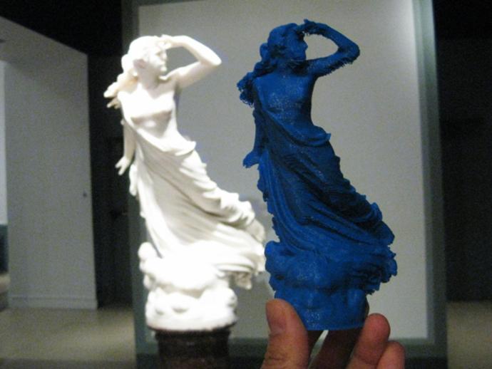 迷失的仙女 雕塑