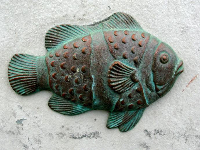 小鱼 饰板
