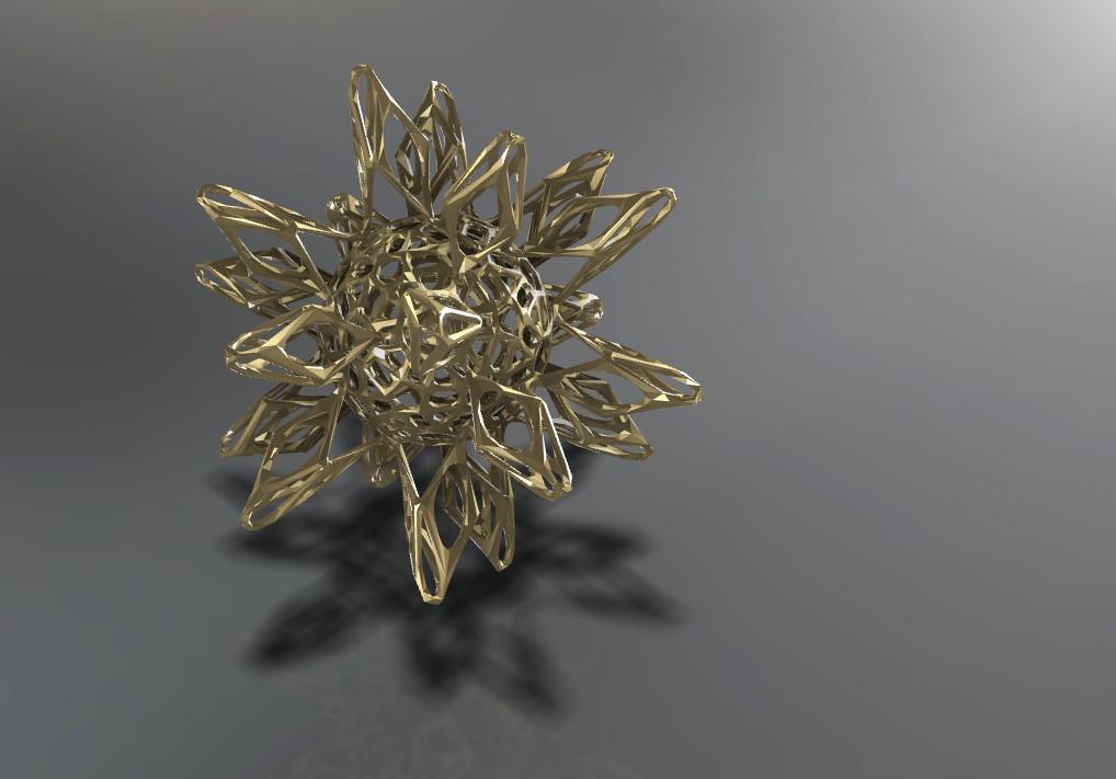 工艺品   镂空球体
