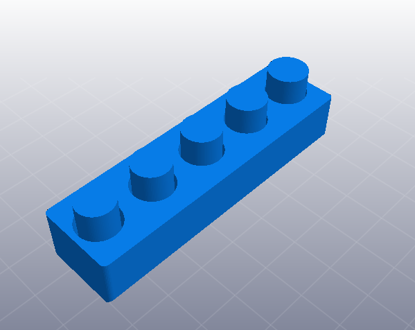 3D打印机性能测试 负空间公差测试