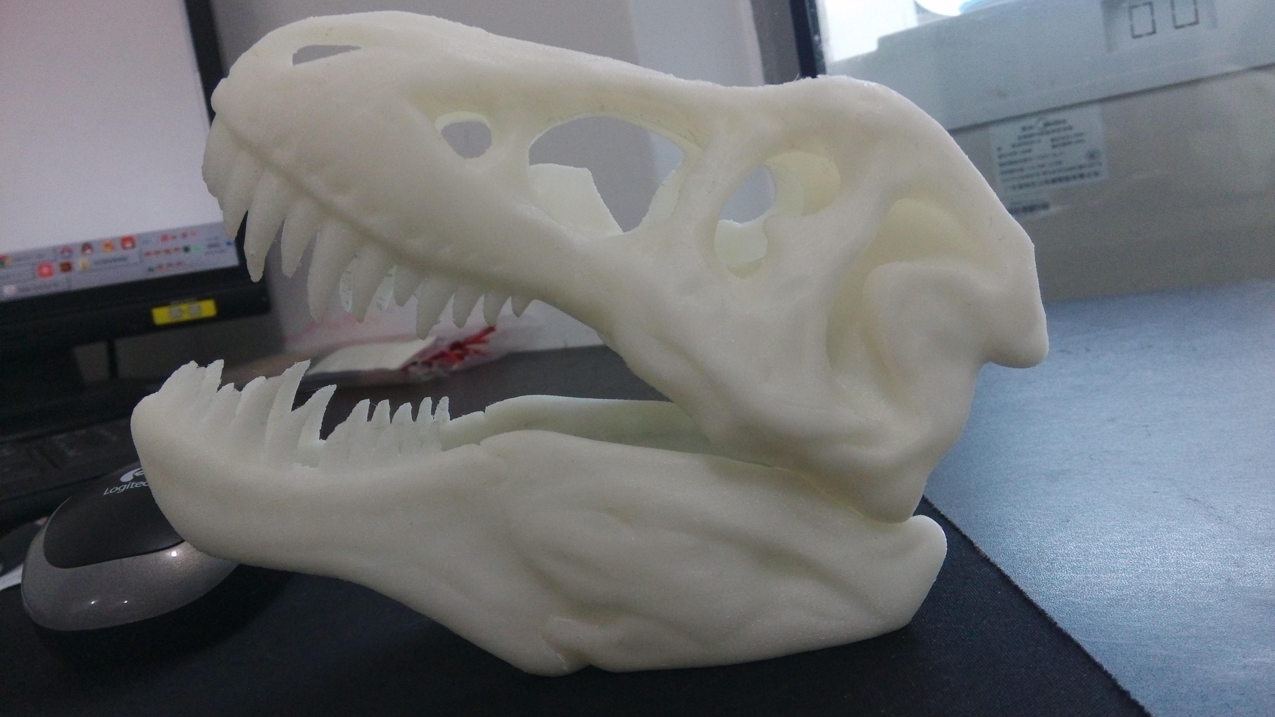 3d打印 远古生物入侵