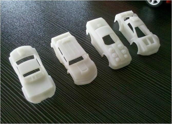新星3D打印 3D打印模型渲染图