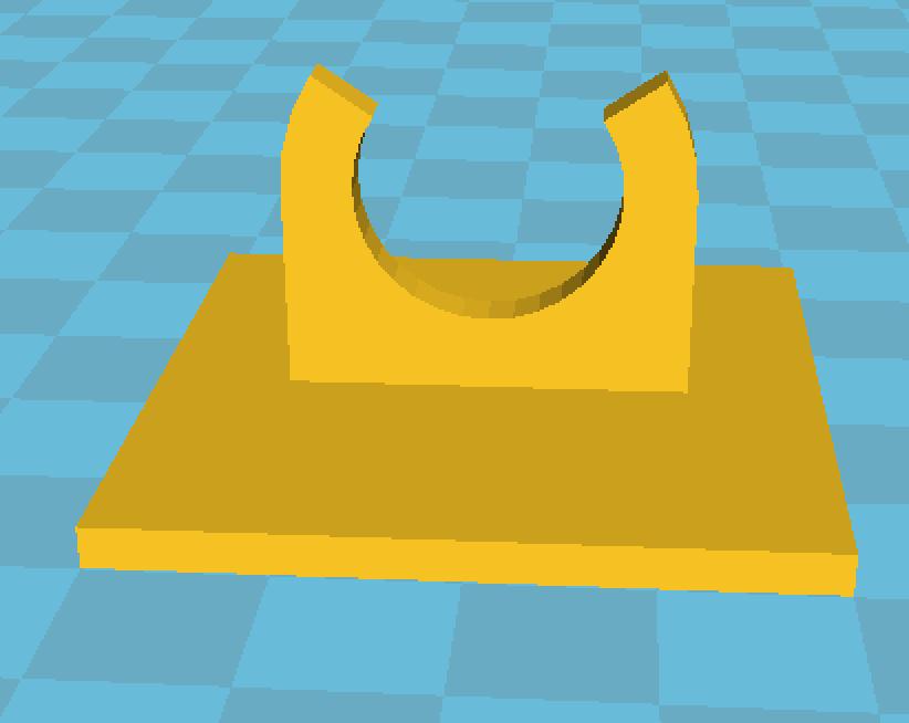 零件 3D打印模型渲染图
