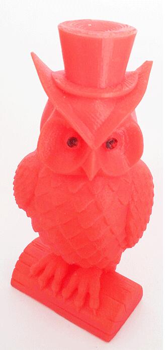 3D模型打印