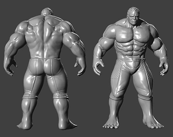 复仇者联盟 绿巨人浩克 Hulk