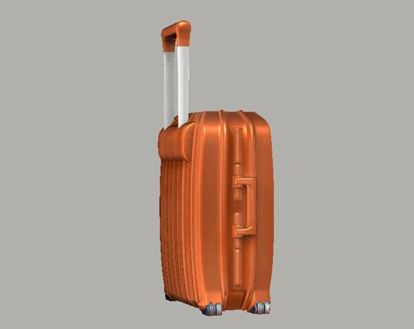 行李箱笔筒