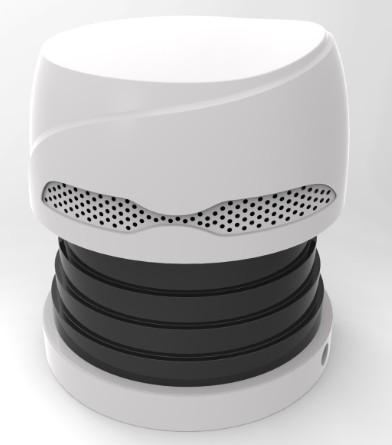 音响 3D打印模型渲染图