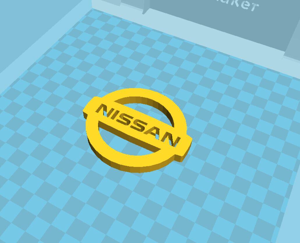 Nissan logo图标