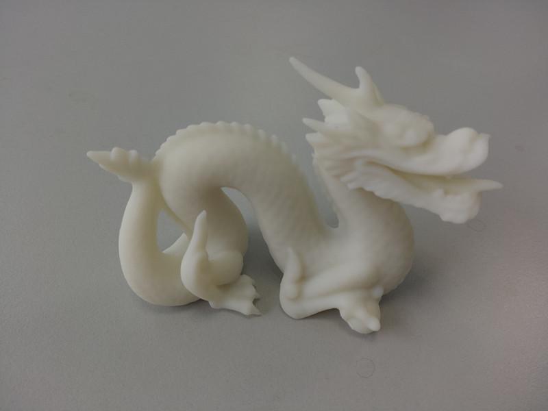 高精度、高质量的工业级SLA 3D打印机作品