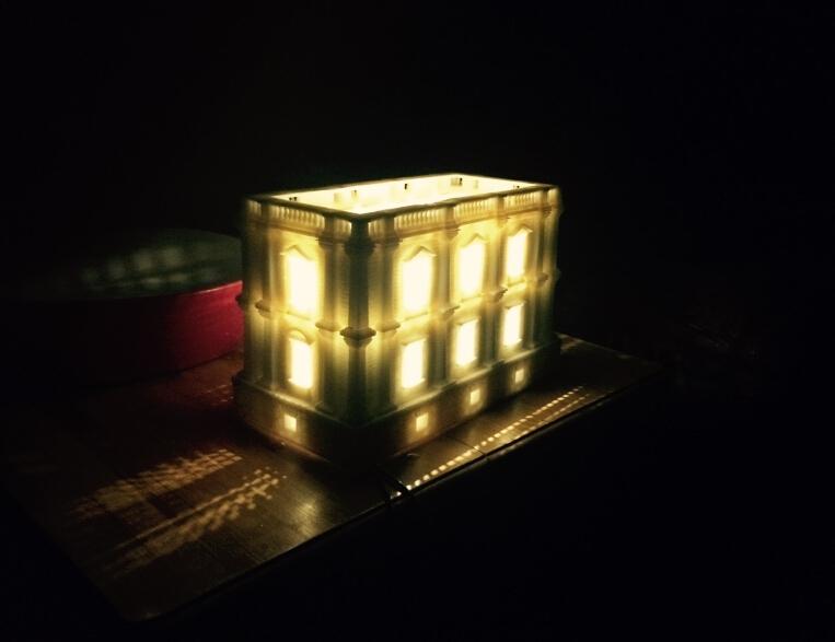 3D打印房子