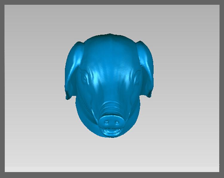 十二兽首-猪